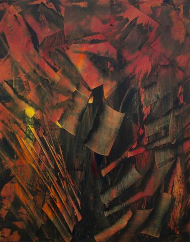 2013   100 cm x 80 cm   Öl auf Leinwand