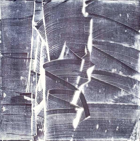 2014, Öl auf Leinwand, 70 x 70 cm